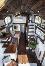 54 Must See Tiny House & Bus Conversion 35