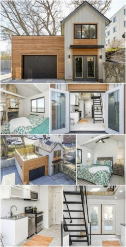 54 Must See Tiny House & Bus Conversion 50