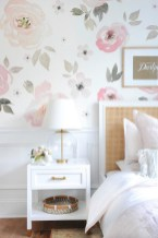 54 Aesthetic Teenage Bedroom Ideas Redecorating On A Budget 4