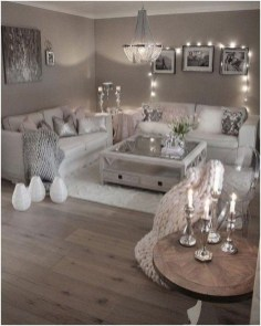 55 Black And Gray Living Room Decorating Ideas 2020 18