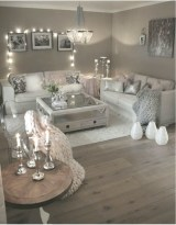55 Black And Gray Living Room Decorating Ideas 2020 47