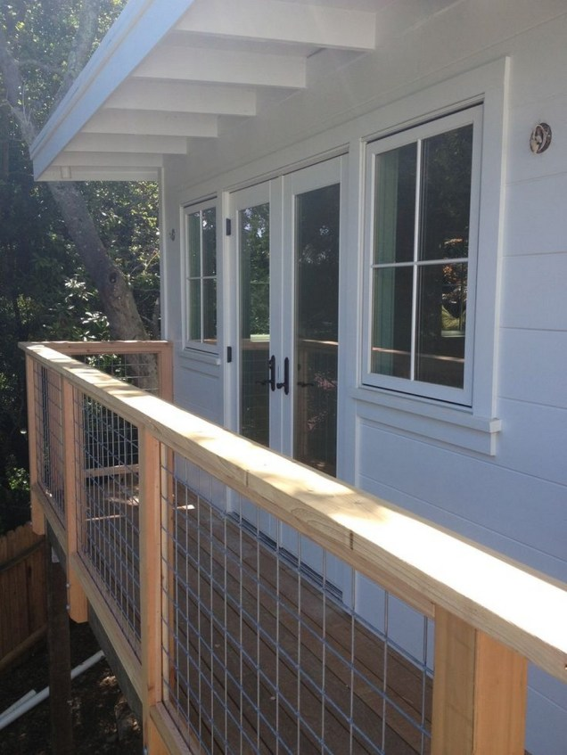 58 Creative Deck Railing Ideas For Inspire What You Want 1