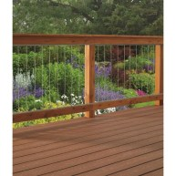 58 Creative Deck Railing Ideas For Inspire What You Want 19