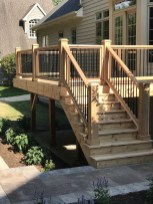 58 Creative Deck Railing Ideas For Inspire What You Want 27