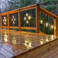58 Creative Deck Railing Ideas For Inspire What You Want 28