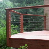 58 Creative Deck Railing Ideas For Inspire What You Want 4