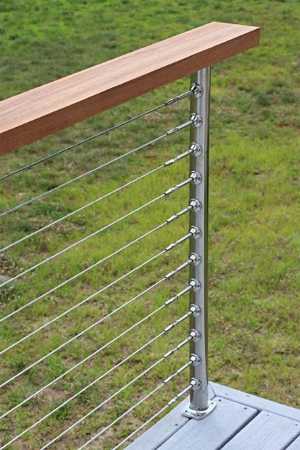 58 Creative Deck Railing Ideas For Inspire What You Want 41