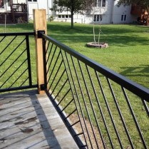 58 Creative Deck Railing Ideas For Inspire What You Want 55