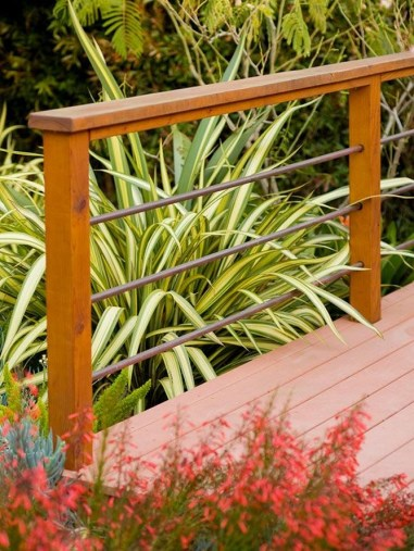 58 Creative Deck Railing Ideas For Inspire What You Want 8
