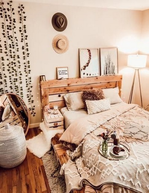 88 Adorable Pallet Bed Ideas You Will Love Crafome 19