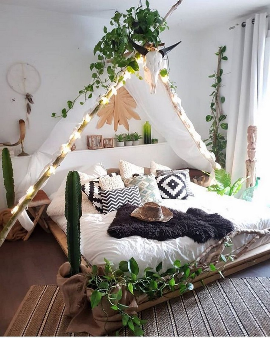 88 Adorable Pallet Bed Ideas You Will Love Crafome 69