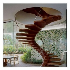 Top 46 Unique Modern Staircase Design Ideas For Your Dream House 33