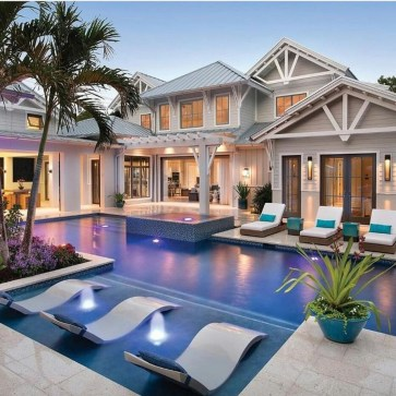 36 Pool House Design Ideas That Make Life Feel Like A Permanent Vacation 1