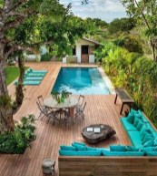 36 Pool House Design Ideas That Make Life Feel Like A Permanent Vacation 35