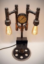 48 Amazing Lamps Selection From DIY Tire Projects 14