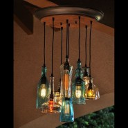 48 Amazing Lamps Selection From DIY Tire Projects 20