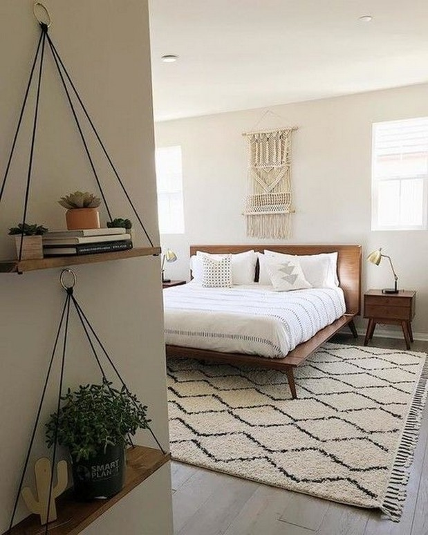 60 The Benefits of Floating Shelves Home Decor 10