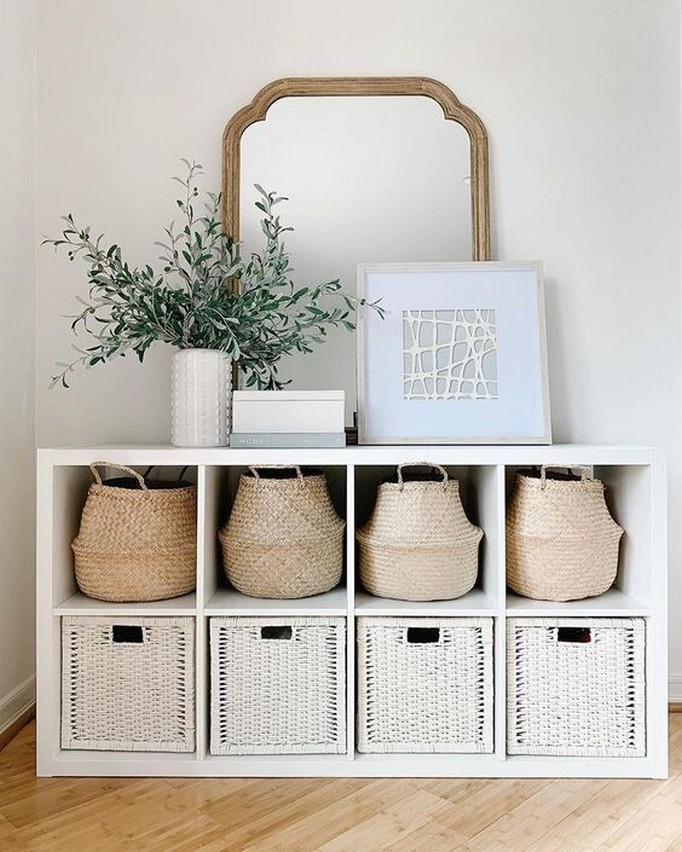 60 The Benefits of Floating Shelves Home Decor 38