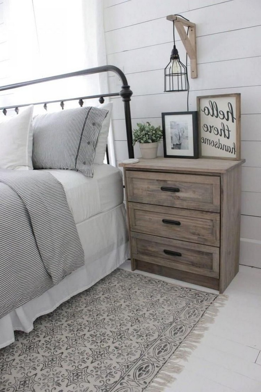 64 Rustic Bedroom Furniture How to Look Elegance Home Decor 36