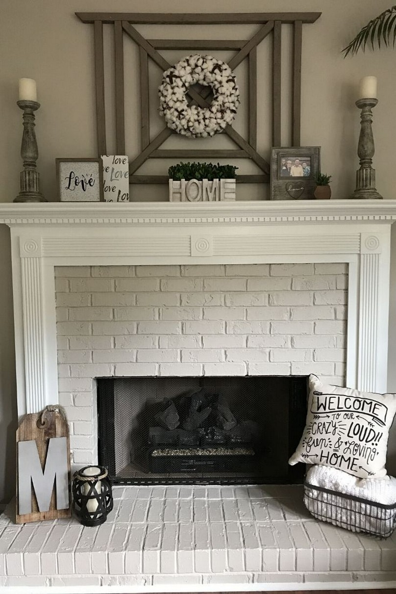 76 Stone Fireplaces The Hearth Is The Heart of The Home 10