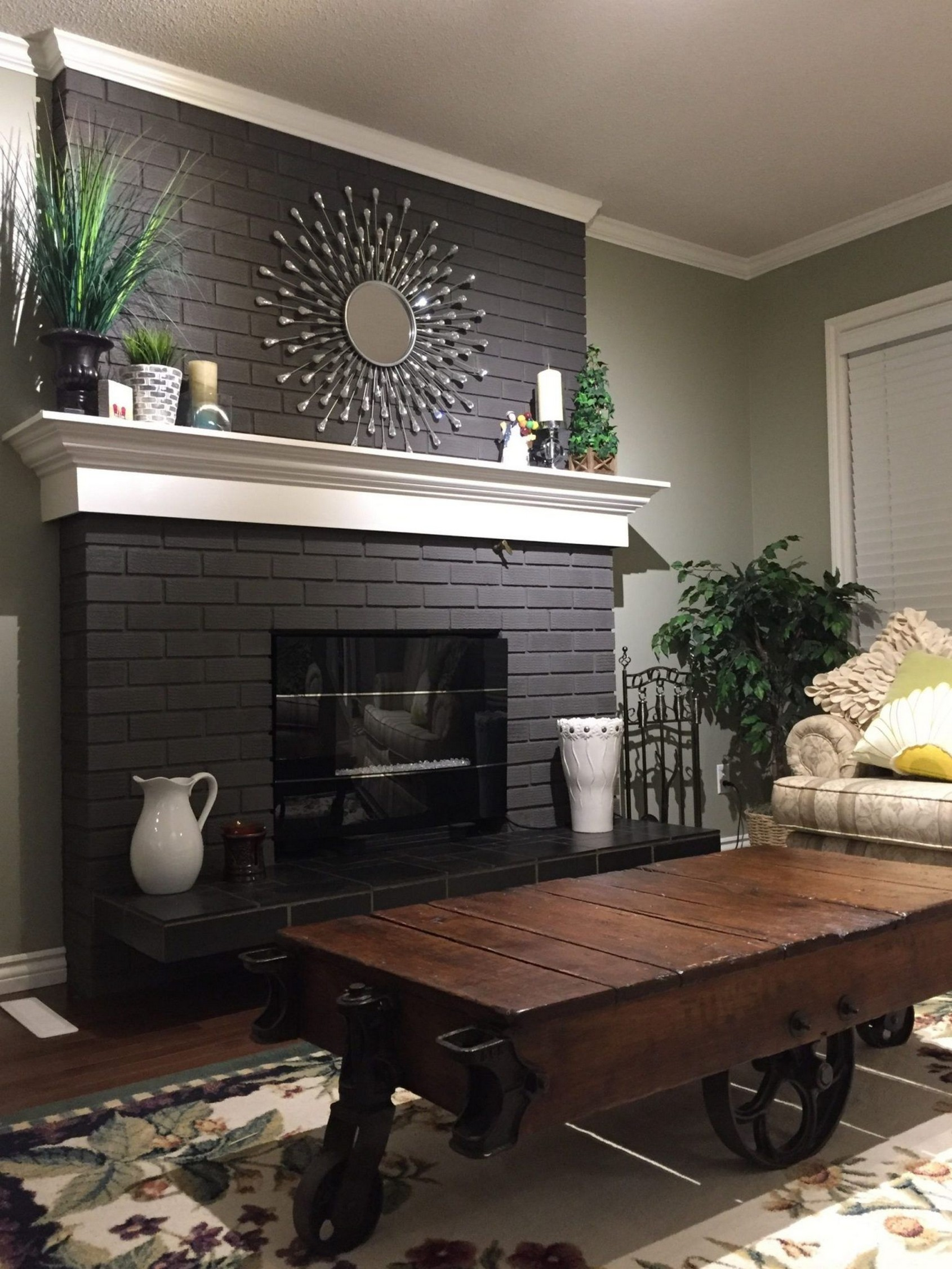 76 Stone Fireplaces The Hearth Is The Heart of The Home 11