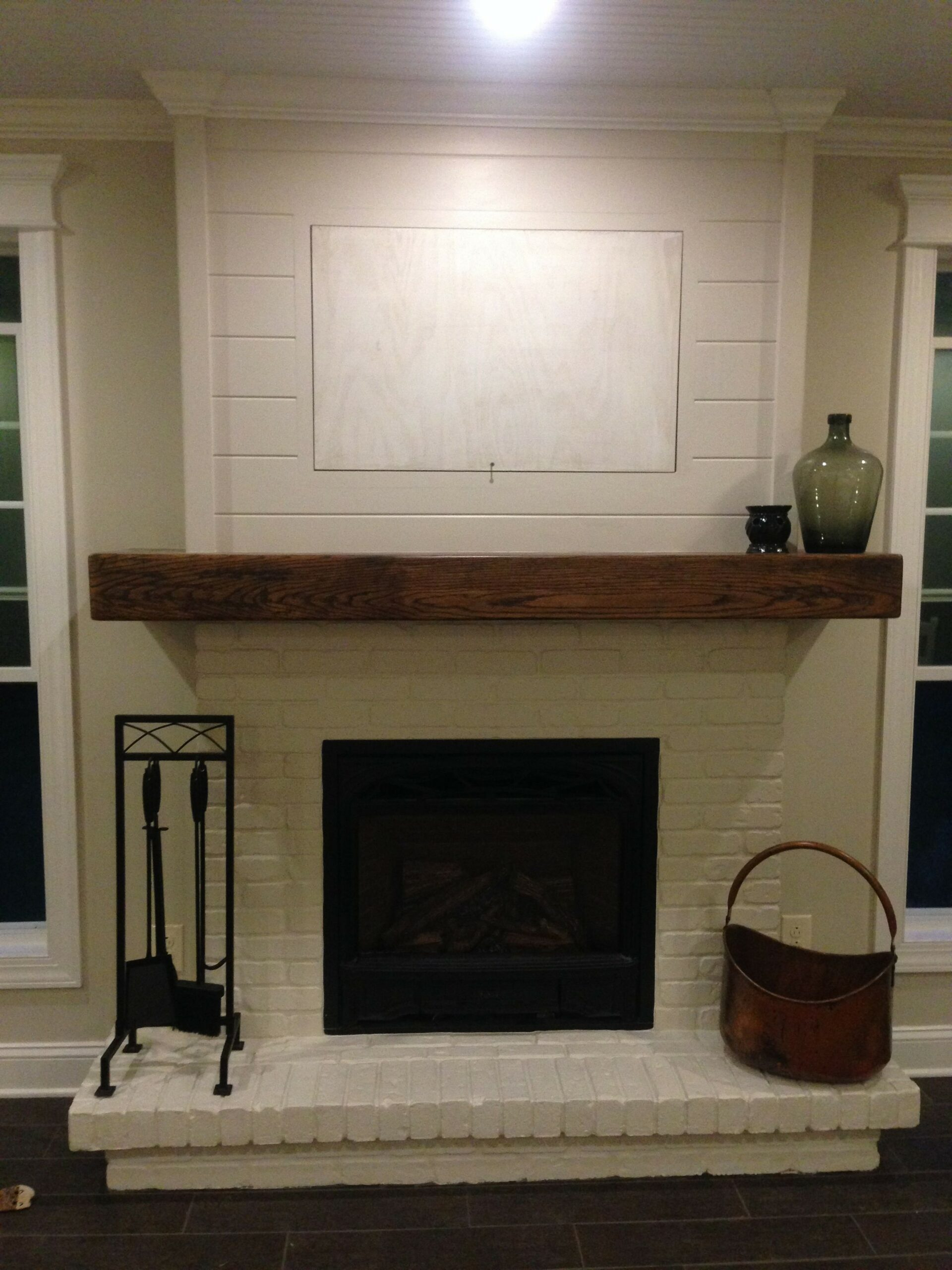 76 Stone Fireplaces The Hearth Is The Heart of The Home 34
