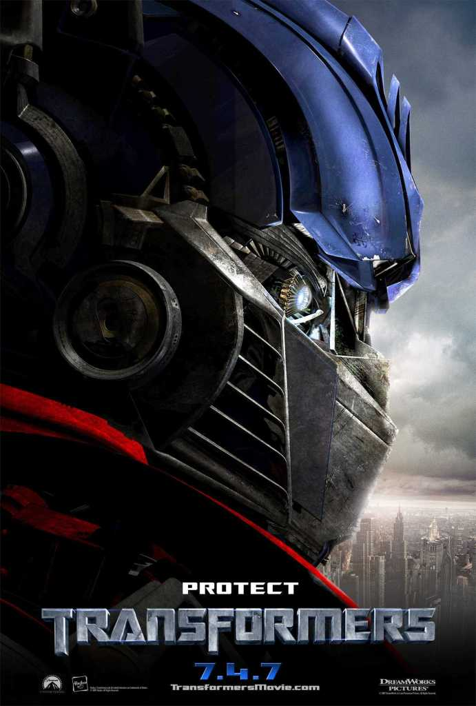 Transformers 1 Turkce Dublaj Izle Fragman