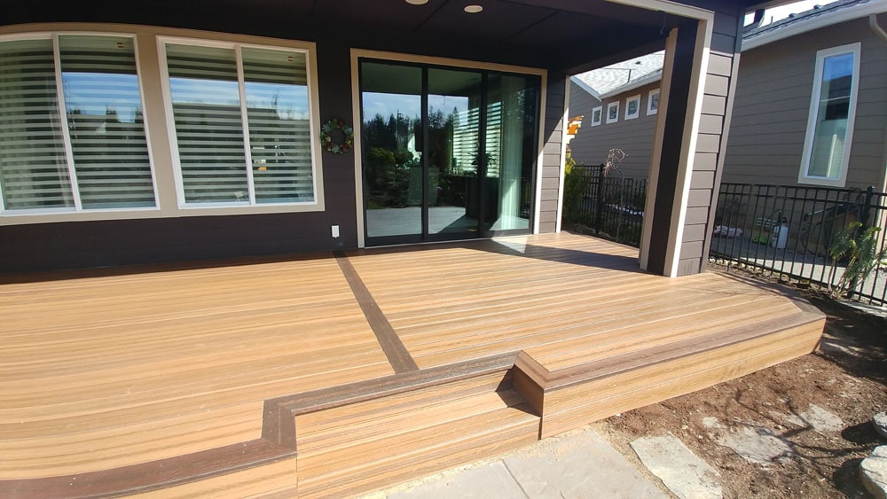 Deck design and construction in Puyallup