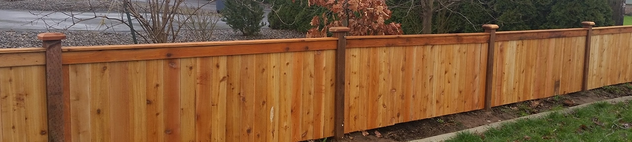 Fence, fence installation, fence design