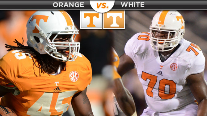 Orange & White Edition | TN Bill's Tennessee Tidbits