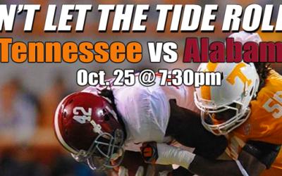 October 24th | TN Bill's Tennessee Tidbits