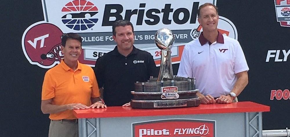 Battle At Bristol Trophy Unveiled