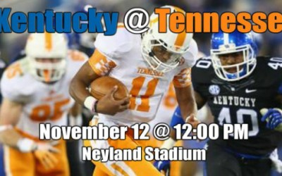 Kentucky Game 2016 | TN Bill's Tennessee Tidbits