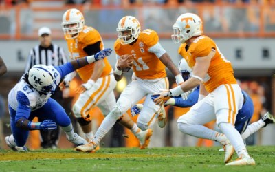 After Dominating #11 Kentucky, Vols Prepare for Missouri