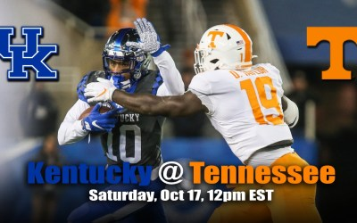 Game 4: Kentucky vs Tennessee