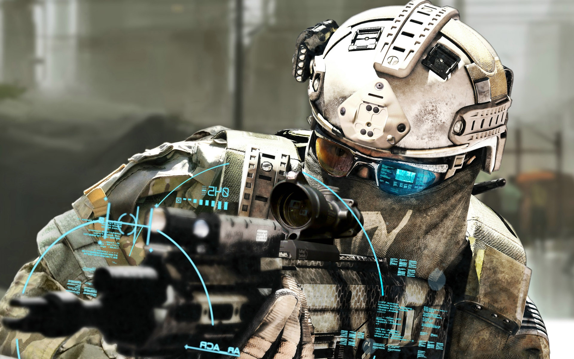 Ghost Recon Future Soldier HD Wallpaper HD Latest Wallpapers