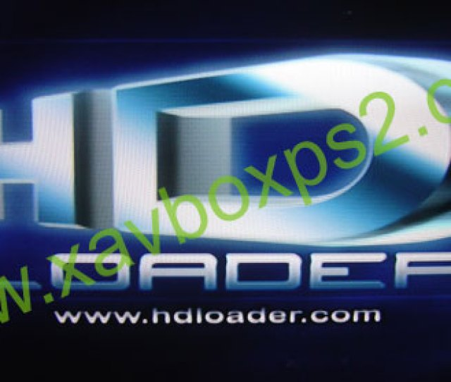Hdloader Ps2