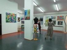 Sa 1. Proljetnog salona HDLU Zagreb