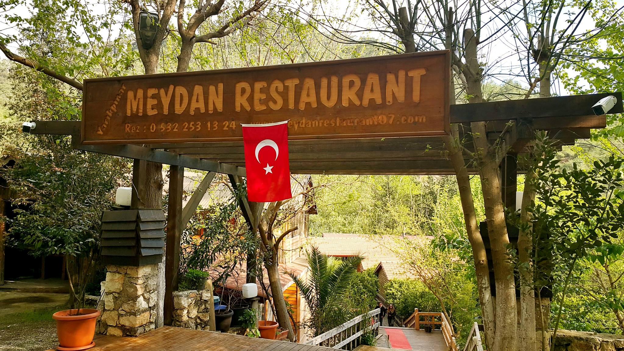 Antalya Yarıkpınar Meydan Restaurant  0532 253 13 24 kahvaltı akşam yemeği balık et restoranı ulupınar gezilecek yerler