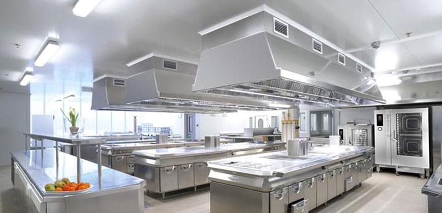 yemekhane havalandırma sistemleri kurulum