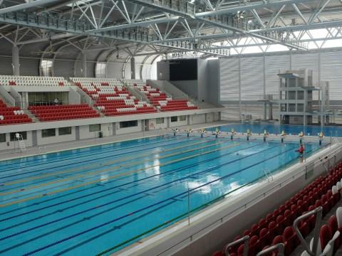 olimpik havuz havalandırma sistemleri