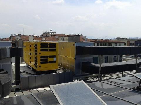 Anadolu Mahallesi Havalandırma Sistemleri