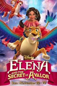 Elena and the Secret of Avalor full movie download