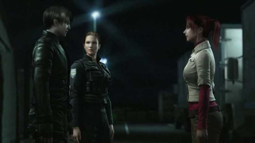 Download Resident Evil Degeneration 2008 Dual Audio Hindi