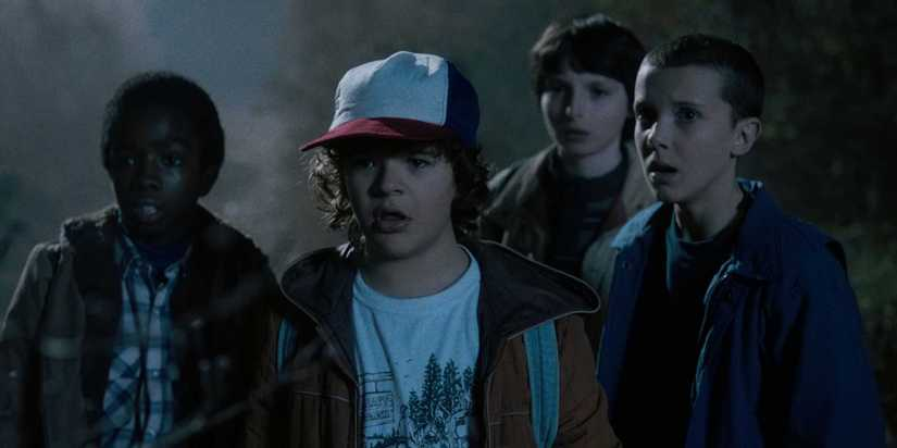 Download Stranger Things Season 1 in Hindi