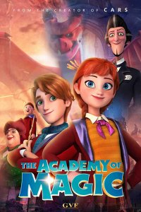 Download The Academy of Magic Full Movie Hindi 720p