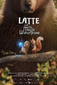 Download Latte and the Magic Waterstone Full Movie Hindi 720p