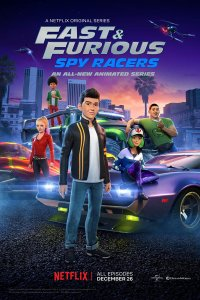 Download Fast & Furious Spy Racers (2021) Hindi 720p