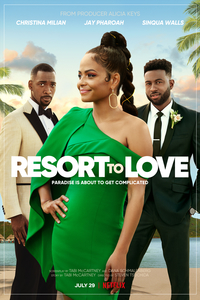 Download Resort to Love Full Movie Hindi 720p
