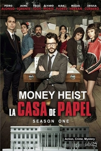 Download Money Heist (2017) Season 1 Hindi 720p